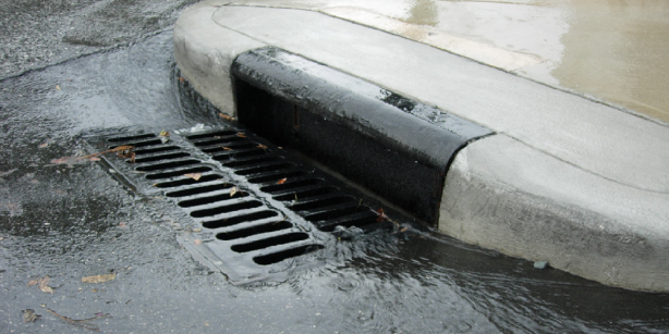 UV Industry of the Month: Stormwater Overflow Treatment