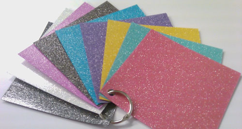 UV Industry of the Month: Glitter Printing