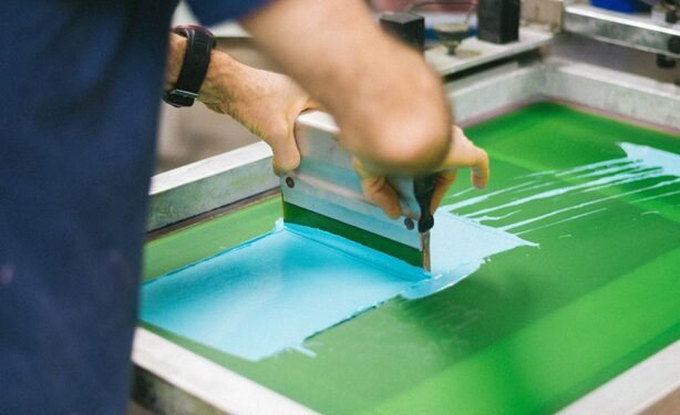 UV Industry of the Month: Screen Printing