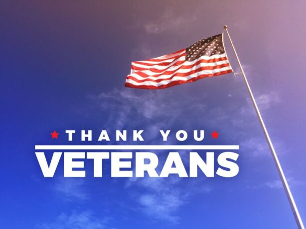 Happy Veterans Day, From Our Family to Yours